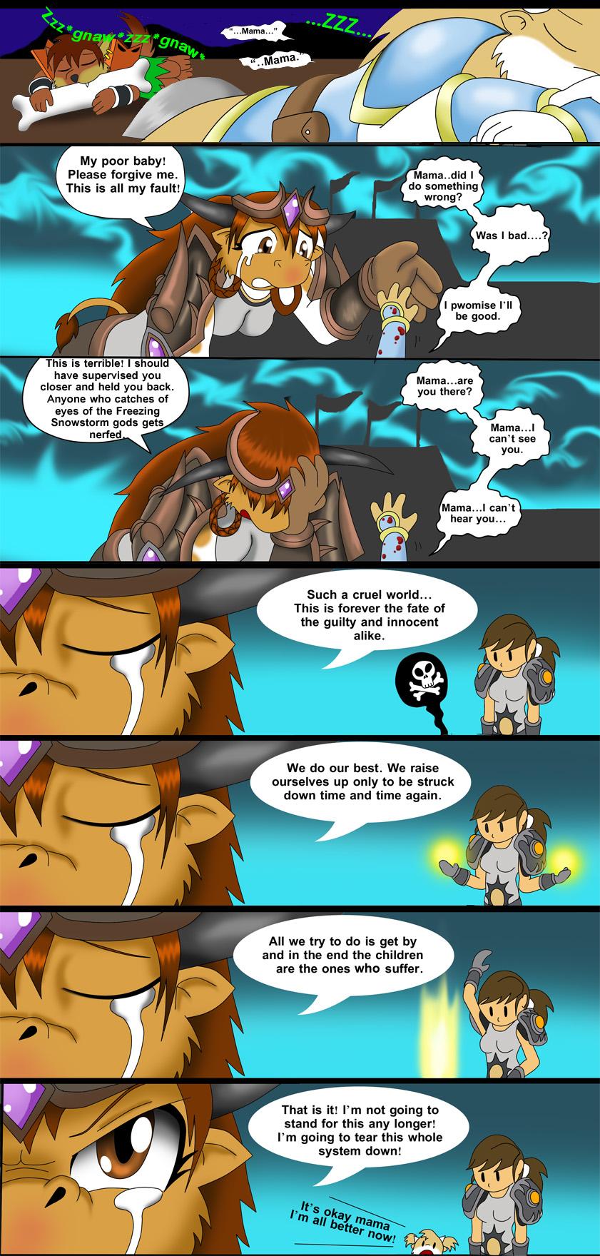 Tallia's First Nerf Part 3